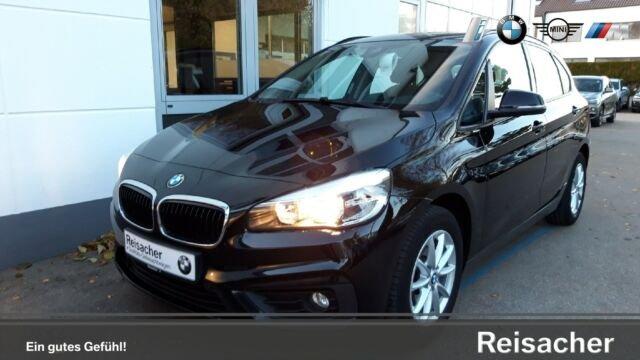"BMW 218d A Active Tourer SHZ, PDC v+h, Navi, 16"" uvm, Jahr 2016, diesel"