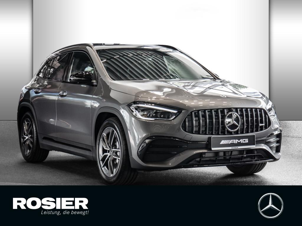 Mercedes-Benz GLA 35 AMG 4M, Jahr 2021, Benzin