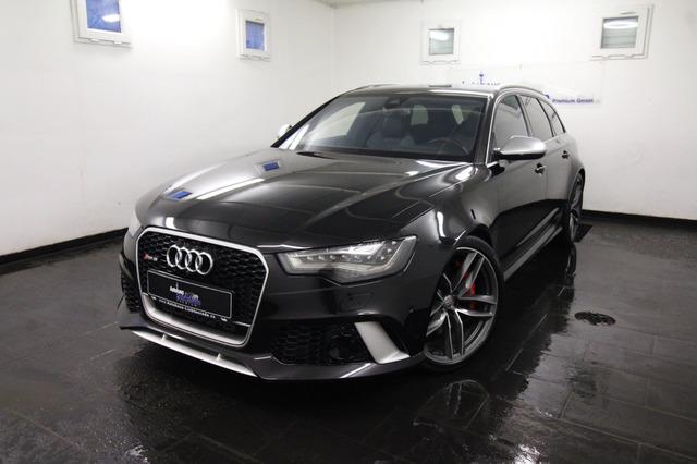 Audi RS6 AVANT ABT 4.0 TFSI 700PS B&O|NACHTSICHT, Jahr 2014, Benzin