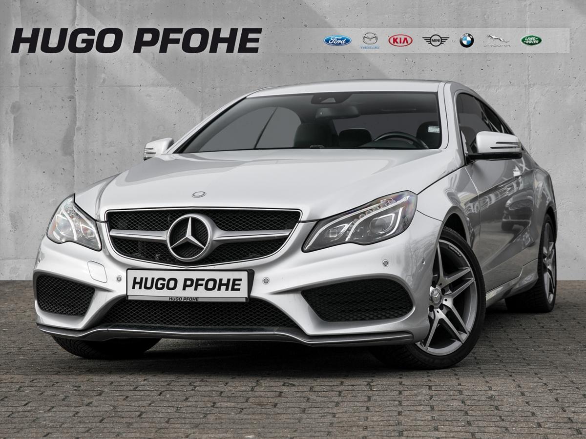 Mercedes-Benz E 200 Coupe 7G-TRONIC *Leder *LED *Spiegelpaket, Jahr 2016, Benzin