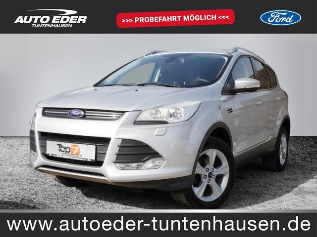 Ford Kuga 1.6 EcoBoost Trend 4x2 Klima Einparkhilfe, Jahr 2014, Benzin