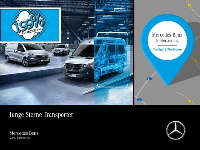 Mercedes-Benz Vito 109 CDI Kasten Kompakt Tempomat, Jahr 2015, Diesel