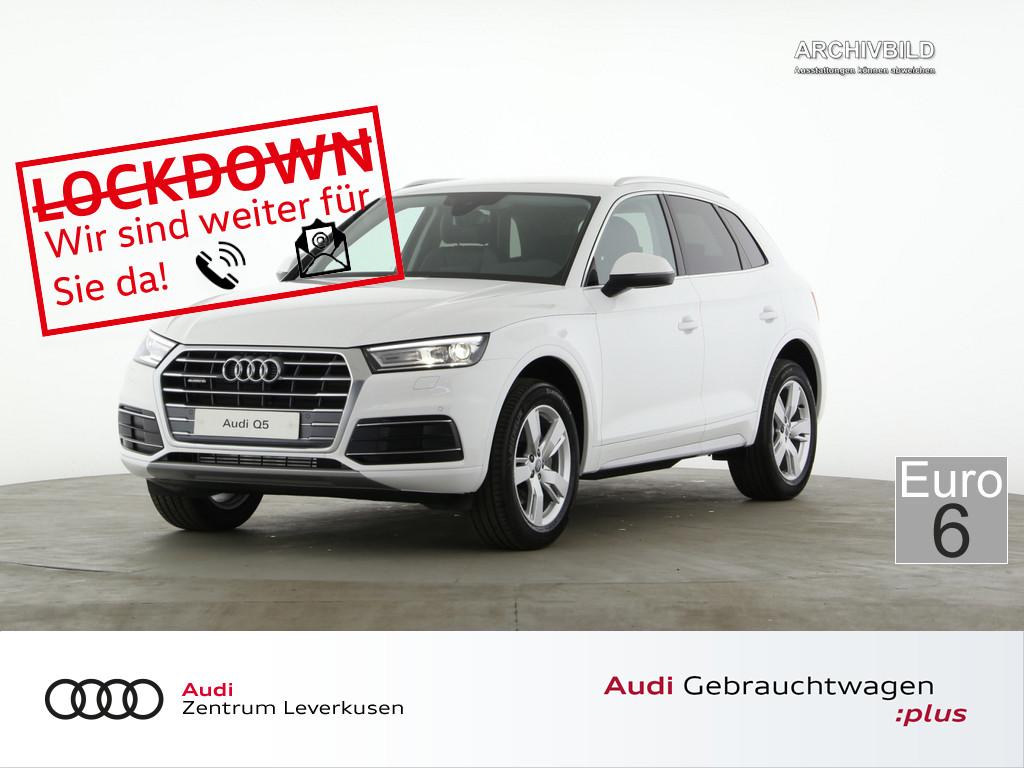 Audi Q5 2.0 quattro sport, Jahr 2019, Diesel