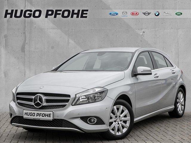 Mercedes-Benz A 200 Style |NAV|Sitzheizung|PDC v+h, Jahr 2014, Benzin