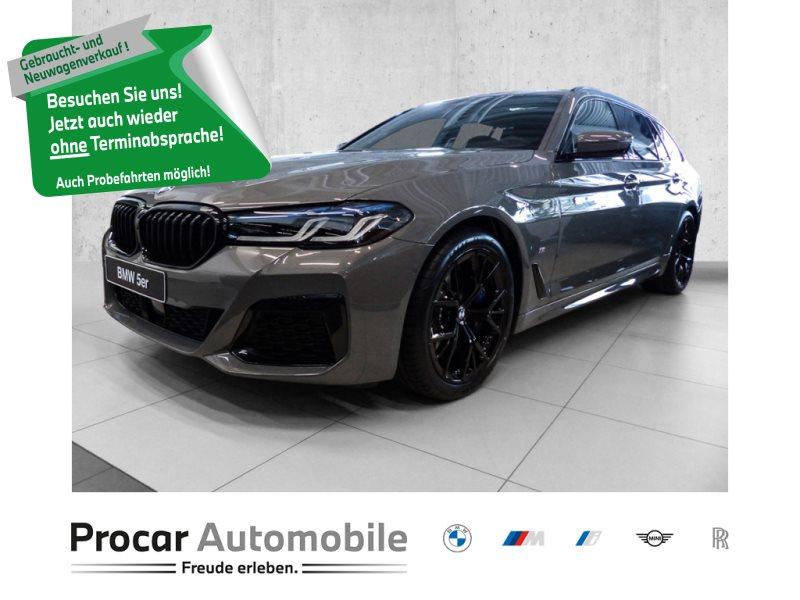 BMW 540d xDrive Touring M Sportpaket Head-Up DAB, Jahr 2021, Hybrid_Diesel