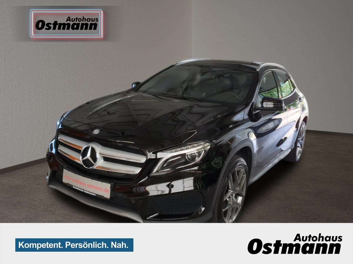 Mercedes-Benz GLA 200 Street Style* Xenon* Tempomat*AMG Ext., Jahr 2015, Benzin