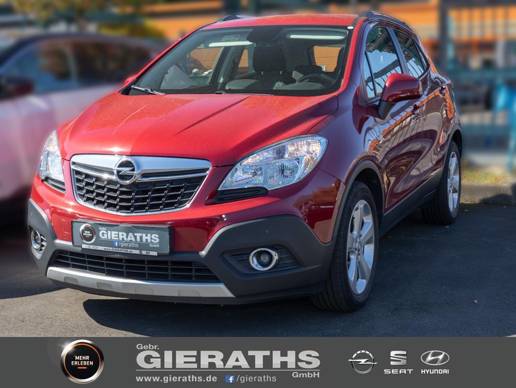 Opel Mokka 1.6 Edition ecoFlex PDC ALU, Jahr 2014, Benzin