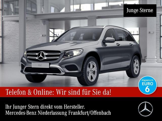 Mercedes-Benz GLC 220 d 4M Exclusive Stdhzg AHK Kamera Navi EDW, Jahr 2018, Diesel