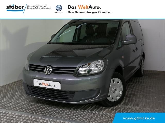 Volkswagen Caddy Roncalli 1.6 TDI+Klima+Sitzh.+PDC+Tempomat, Jahr 2012, diesel