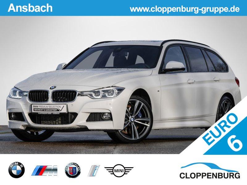 BMW 335d xDrive Touring M Sport HEAD-UP LENKRADHZG -, Jahr 2017, diesel