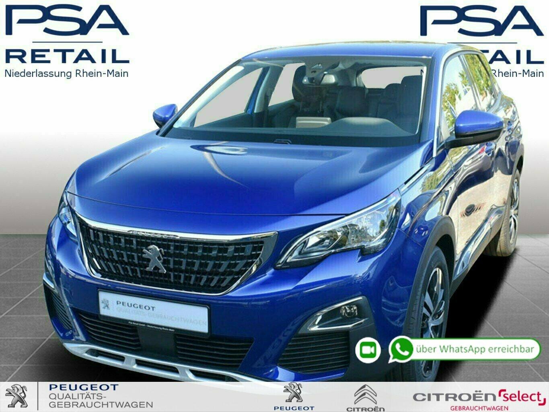 Peugeot 3008 BlueHDi 130 S&S Allure *NAVI*AGR-SITZE*ACC*KAMERA*, Jahr 2020, Diesel