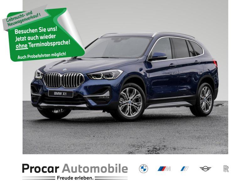 BMW X1 xDrive20d KAMERA+LED+GLASDACH+HEAD UP+M LEDERLENKRAD, Jahr 2021, Diesel