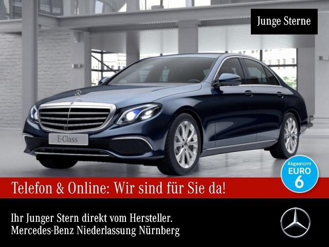 Mercedes-Benz E 400 4M Avantgarde Exclusive 360° Multibeam PTS, Jahr 2017, Benzin