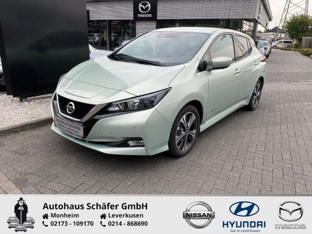 Nissan Leaf 2 Zero Edition Navi Keyless ACC Parklenkass. Fernlichtass. PDCv+h LED-hinten LED-Tagfahrlicht, Jahr 2018, Benzin