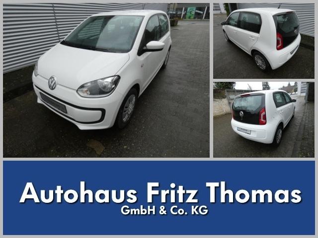 Volkswagen up! move up! 1.0 Fenster el., Jahr 2013, Benzin