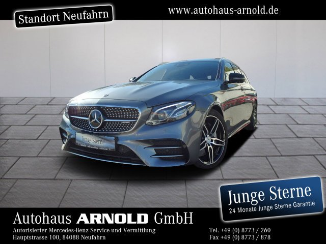 Mercedes-Benz E 53 T AMG 4M+ Comand DISTRONIC Widescreen 360°!, Jahr 2019, Benzin