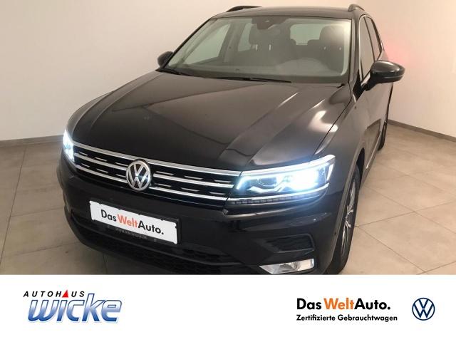 Volkswagen Tiguan 1.4 TSI DSG Comfortline LED Navi Sitzhzg, Jahr 2016, Benzin