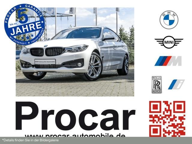 BMW 320 Gran Turismo GT Sport Line Aut. // HuD LED, Jahr 2017, Diesel