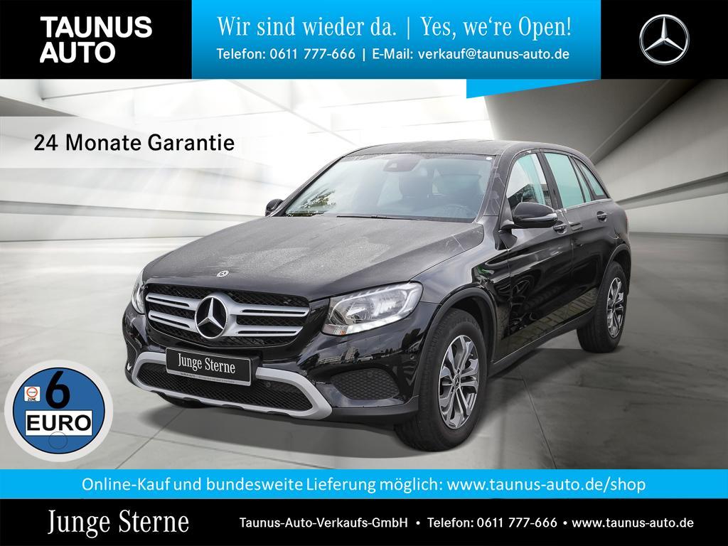Mercedes-Benz GLC 250 NAVI SPUR-PAKET TOTWINKEL-ASSIST, Jahr 2017, Benzin