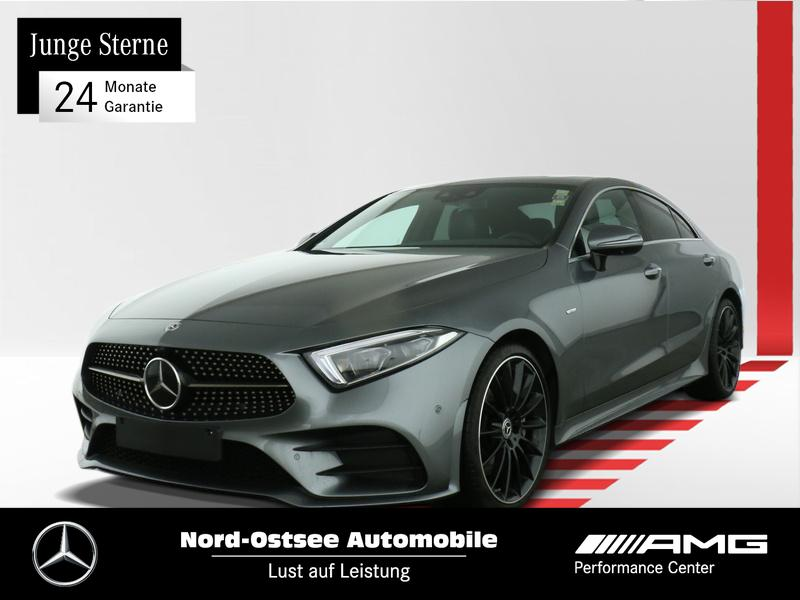 Mercedes-Benz CLS 300 d Edition 1 AMG-Line Widescr. Burmester, Jahr 2019, Diesel