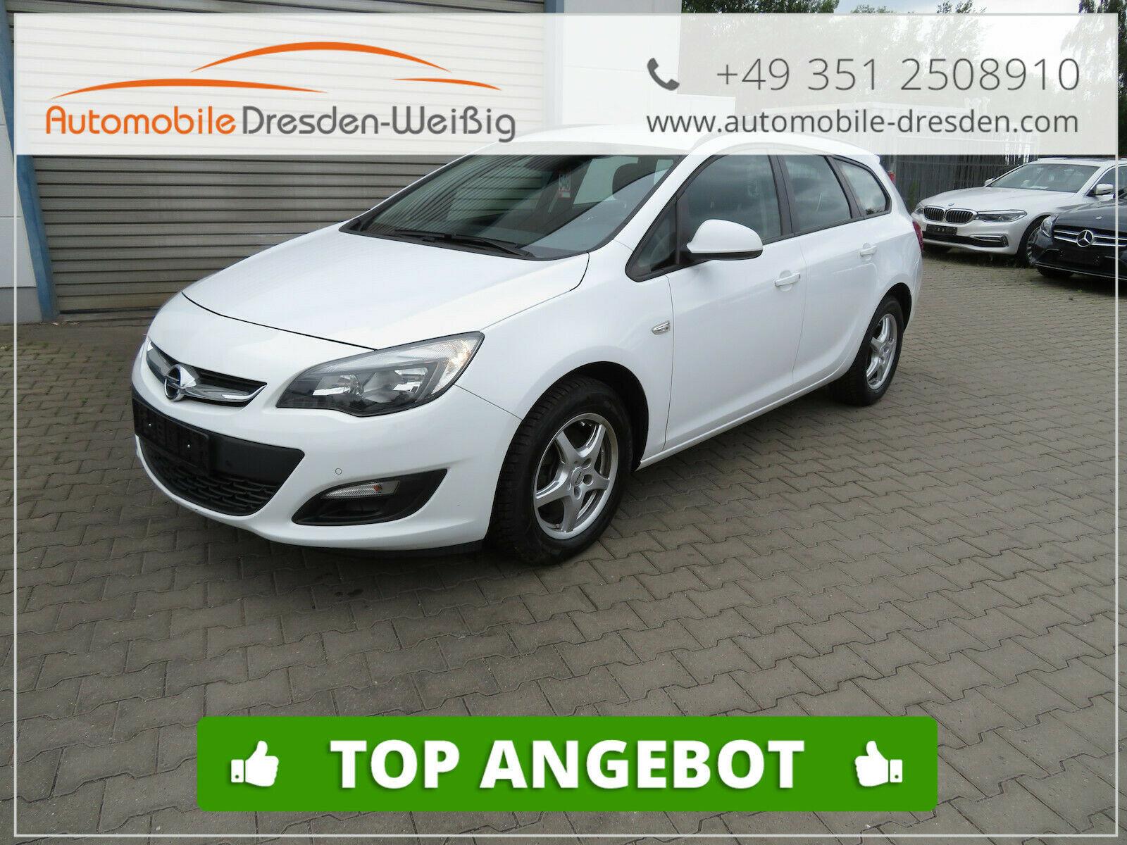 Opel Astra 1.7 CDTI Sports Tourer Edition*Navi*, Jahr 2016, Diesel