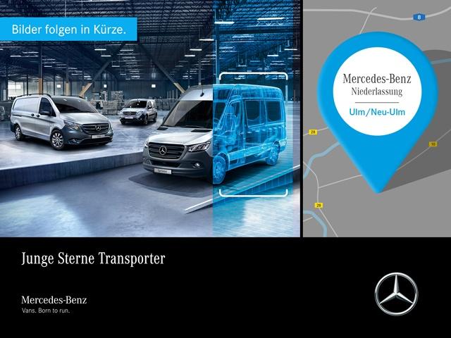 Mercedes-Benz Citan 108 CDI Kasten Lang Parktronic Zusatzhzg., Jahr 2016, Diesel