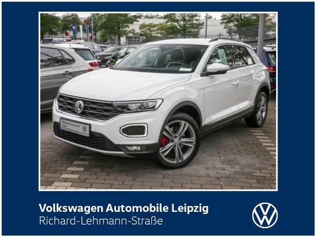 Volkswagen T-Roc Sport 1.5 TSI ACT DSG *LED*DCC*AHK*, Jahr 2019, Benzin