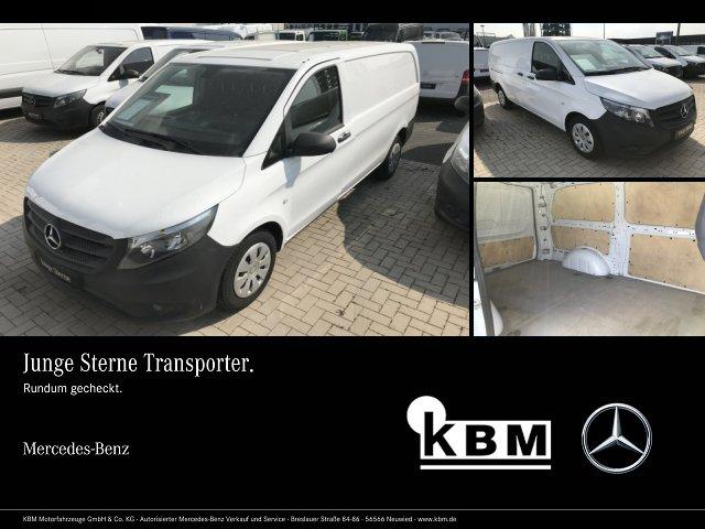 Mercedes-Benz Vito 109 CDI Kasten L Tempomat, Trennwand Basic, Jahr 2014, Diesel