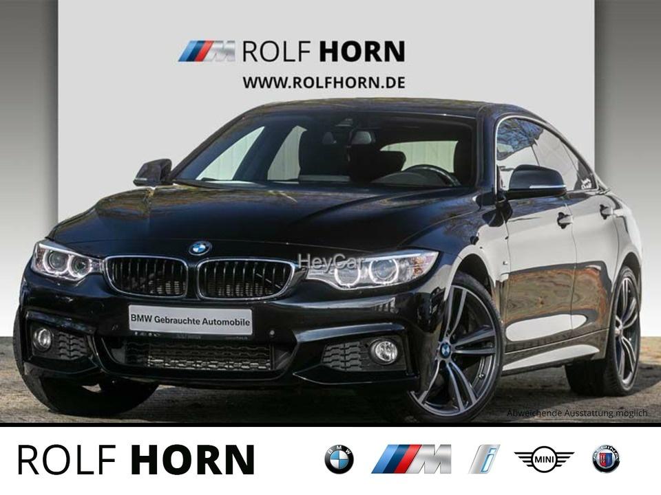BMW 430d xDrive Gran Coupe M Sportpaket HUD EURO 6, Jahr 2017, Diesel