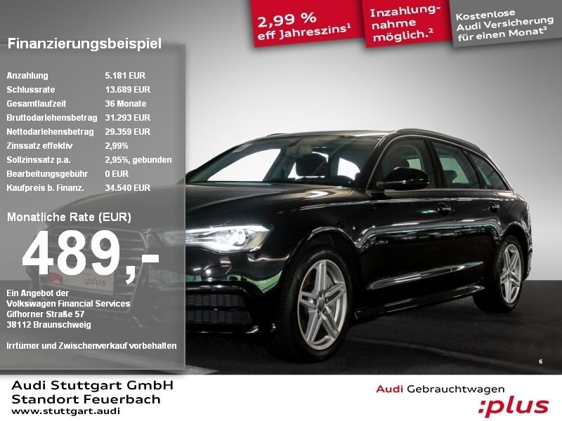 Audi A6 Avant 3.0TDI quattro AHK Kamera Standheizung, Jahr 2018, Diesel