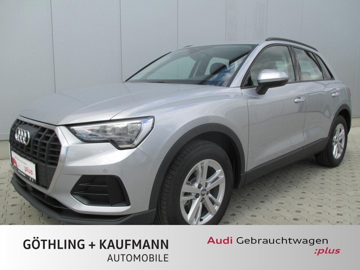 Audi Q3 1.5 TFSI 110kW*AHK*Kamera*Connect*Navi+*Virtu, Jahr 2020, Benzin