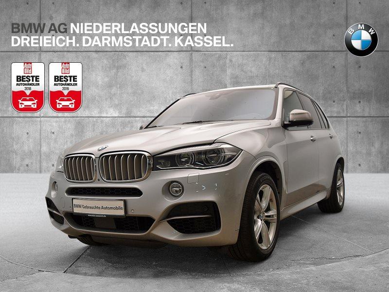 BMW X5 M50d Head-Up Fond orientiert HK HiFi LED RFK, Jahr 2017, Diesel