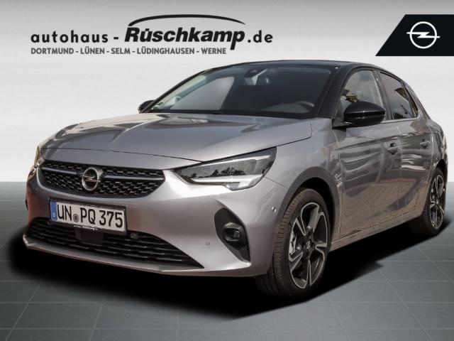Opel Corsa F Elegance 1.2 Turbo EU6d LED Parklenkass. Rückfahrkam. Fernlichtass. PDCv+h LED-Tagfahrlicht, Jahr 2021, Benzin