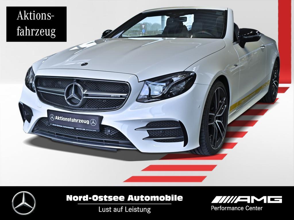 Mercedes-Benz AMG E 53 4M+ Cabrio MULTIBEAM*20''*HUD*WIDESCREE, Jahr 2019, Benzin