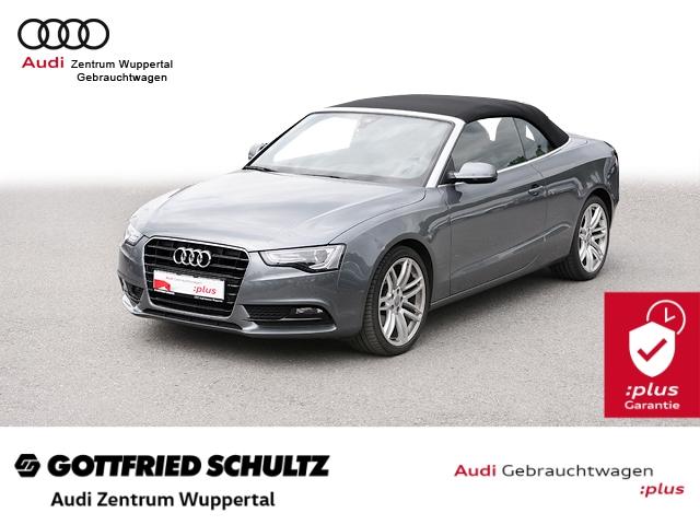 Audi A5 Cabrio 1.8TFSI LEDER XEN NAV SHZ PDC FSE BT MUF, Jahr 2013, Benzin