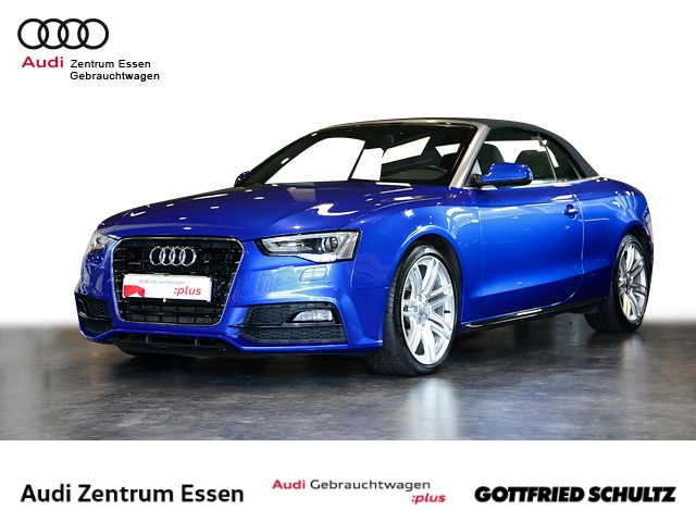 Audi A5 Cabrio 2.0 TDI quattr. Sport Edition Plus XEN S, Jahr 2016, Diesel