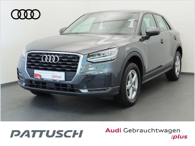 Audi Q2 1.4 TFSI Standheizung DAB LED, Jahr 2018, Benzin