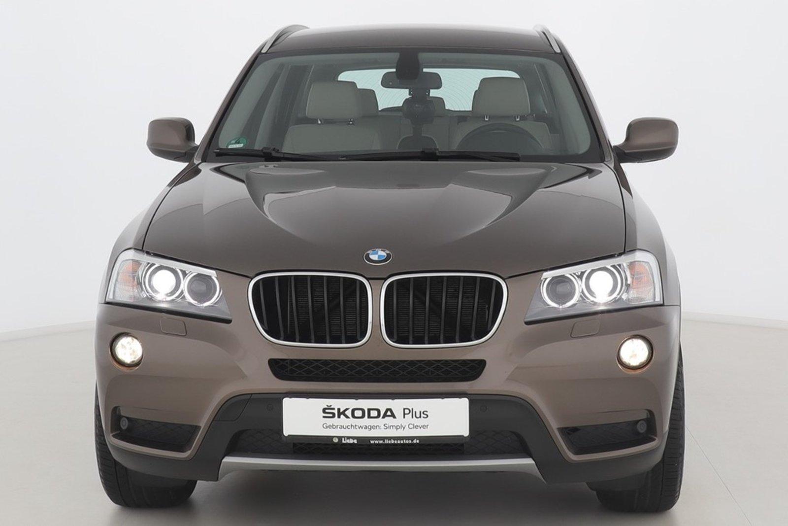BMW X3 xDRIVE20D BI-XENON|NAVI|SHZ|PDC|TEMPOMAT, Jahr 2012, diesel