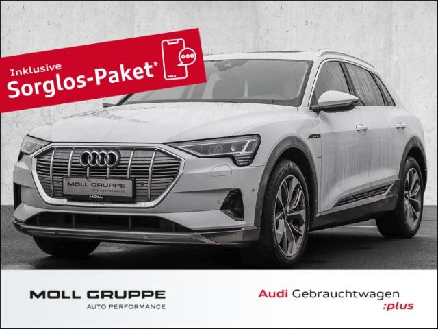 Audi e-tron 50 quattro advanced (5.000,- Umweltprämie möglich), Jahr 2019, Elektro