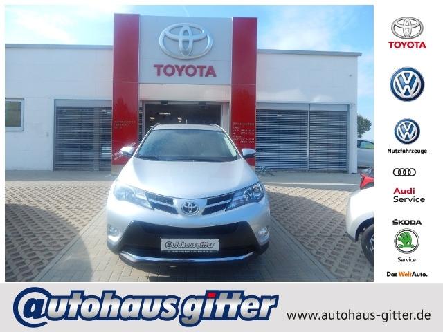 Toyota RAV4 2,0 4x4 EDITION KAMERA EINPARKHILFE, Jahr 2015, Benzin