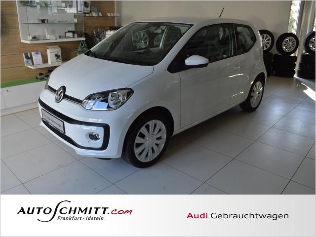 Volkswagen up! 1.0 high up! PDC Tempomat Sitzheizung Klima, Jahr 2017, Benzin