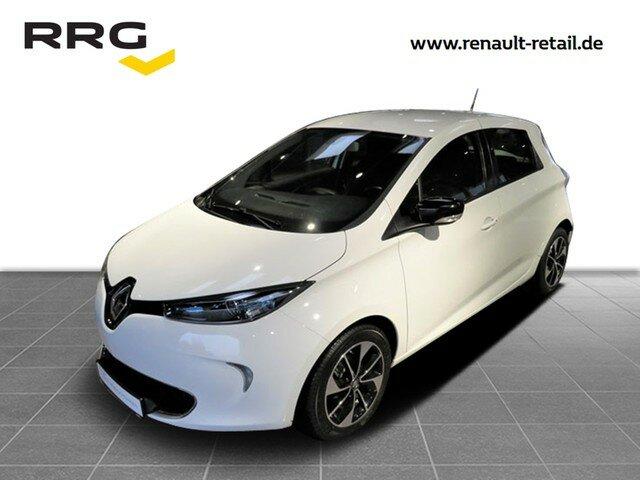 Renault Zoe Intens ZE 40 zzgl. Batteriemiete + grosser A, Jahr 2017, Elektro