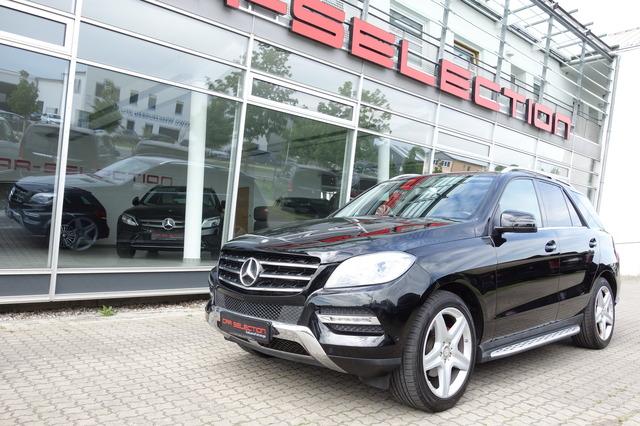 Mercedes-Benz ML 250 CDI BlueTEC AMG Style XENON/KAM/E6/LUFTFW, Jahr 2015, Diesel