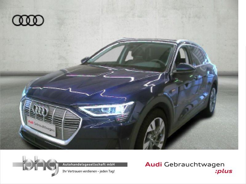 Audi e-tron 50 quattro AHK/Navi/Assist/Standheizung/uvm., Jahr 2020, Elektro