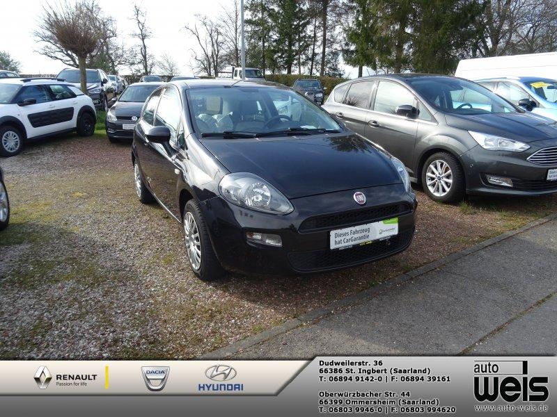 Fiat Punto 1.2 8V Klima, Jahr 2012, Benzin