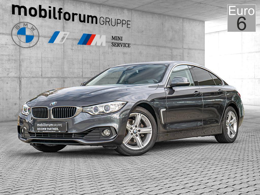 BMW 420i Gran Coupé, Jahr 2015, Benzin