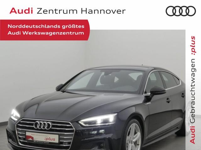 Audi A5 Sportback 2.0 TDI sport S-line Sel., Jahr 2018, Diesel