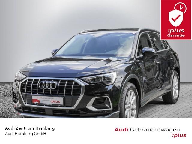 Audi Q3 35 TFSI advanced S tronic AHK ACC SPORTSITZE, Jahr 2020, Benzin