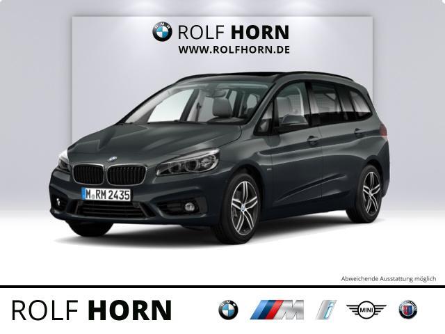 BMW 220 Gran Tourer xDrive Spor Line Autom. EURO 6, Jahr 2016, Diesel