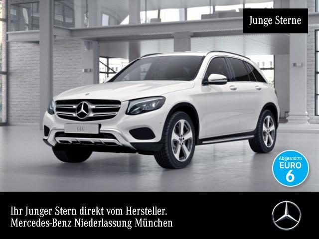 Mercedes-Benz GLC 250 d 4M AMG Burmester LED Sitzklima Kamera 9G, Jahr 2017, Diesel